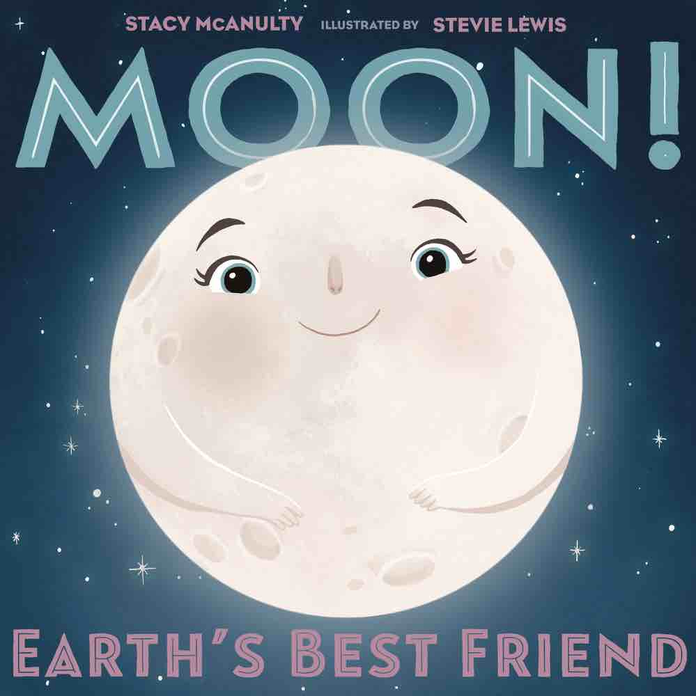 Moon Earth's Best Friend