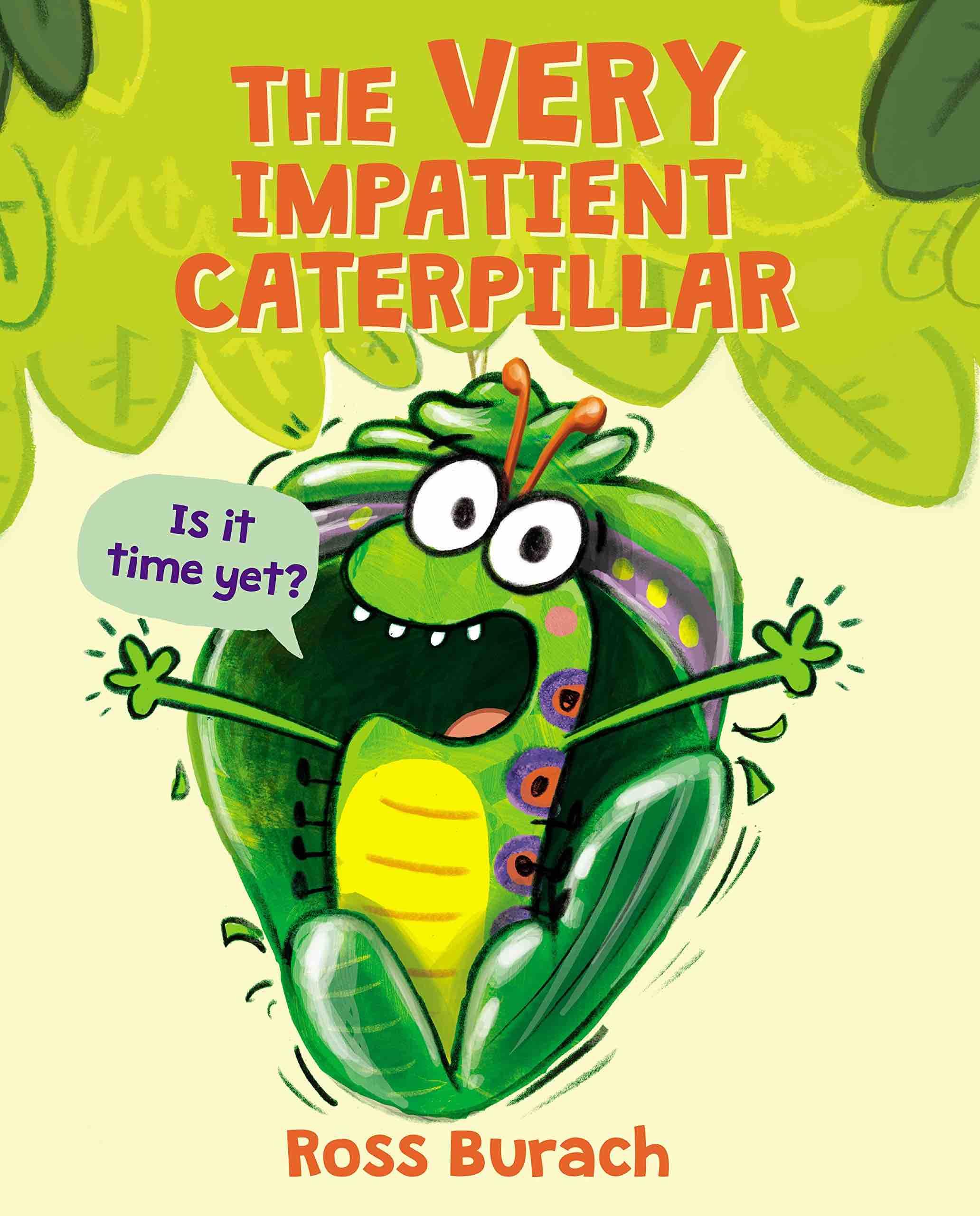 Very Impatient Caterpillar nature