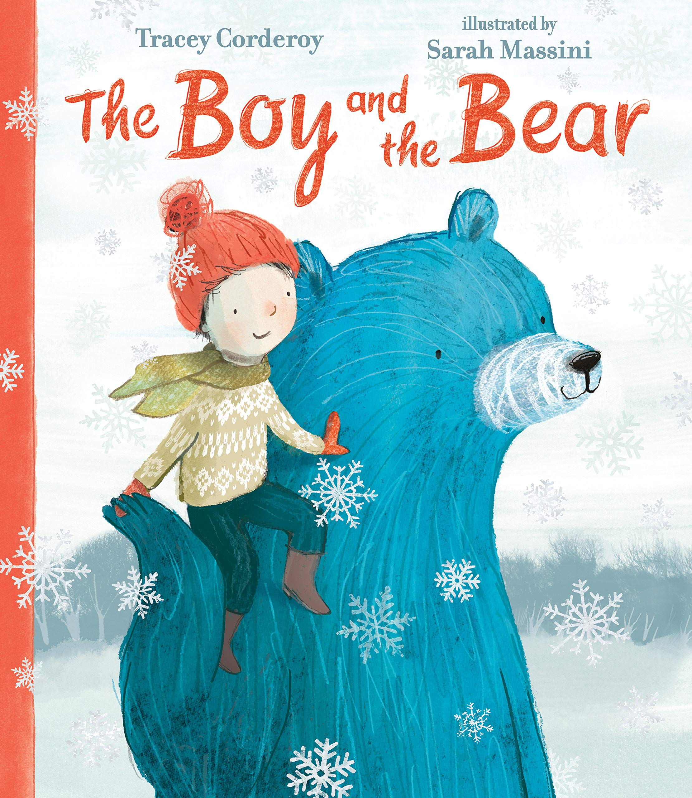 Boy and the Bear