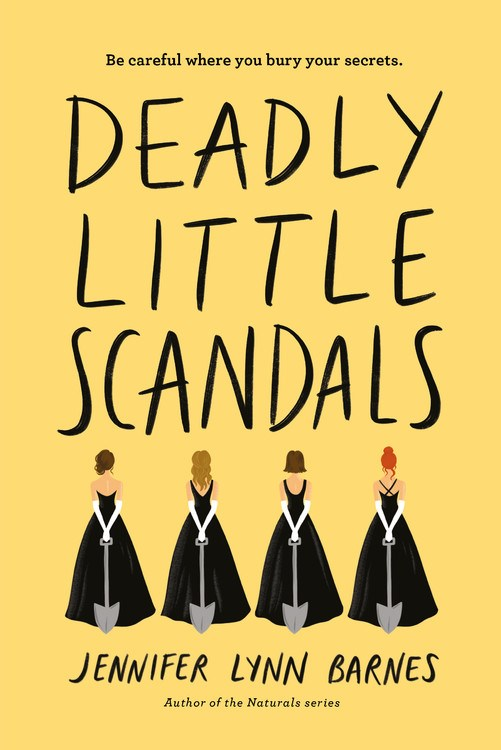 Deadly Little Scandals Barnes