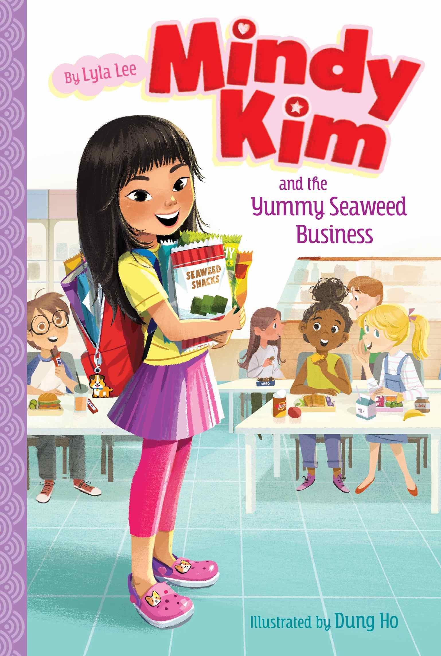 Mindy Kim Lyla Lee