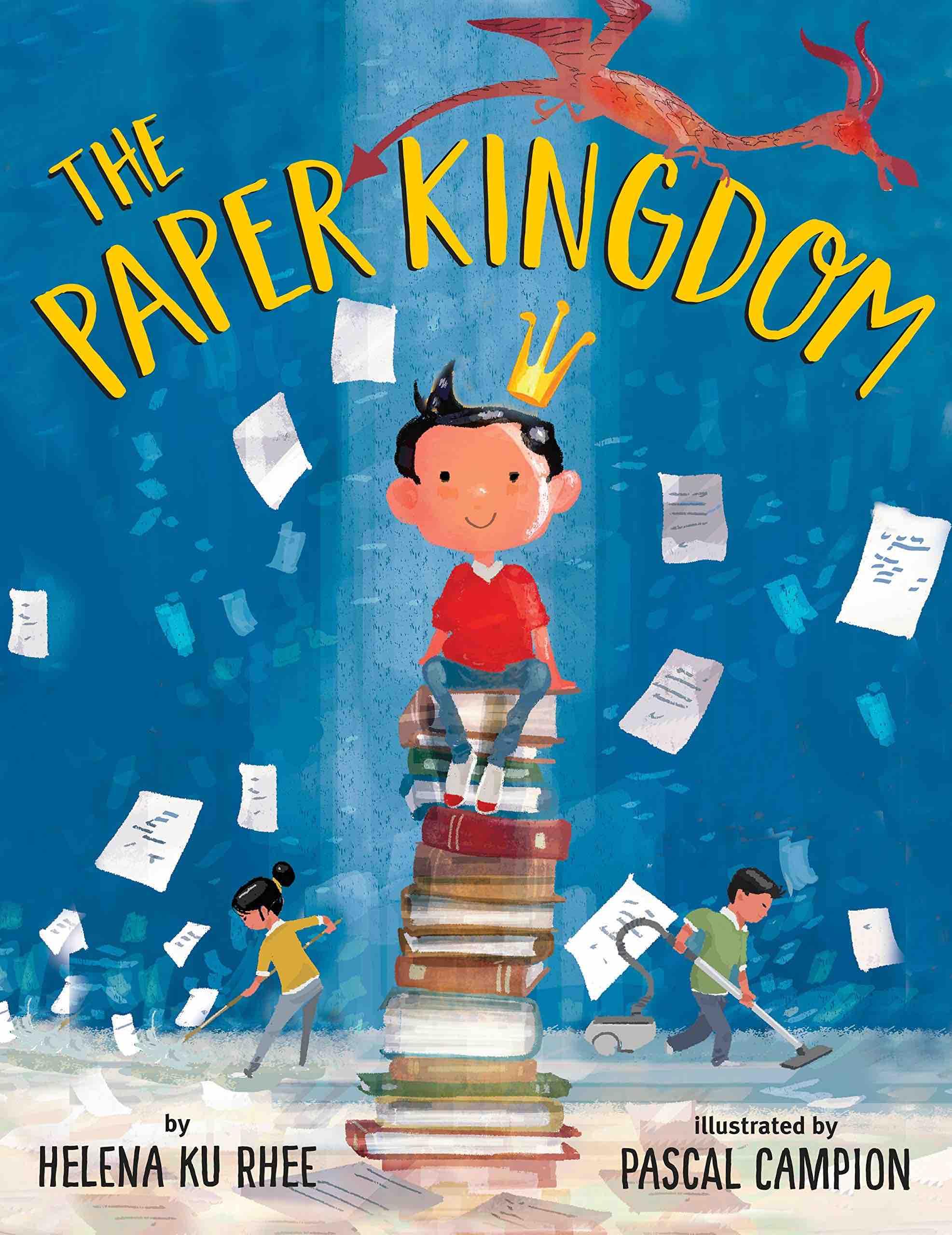 Paper Kingdom Rhee