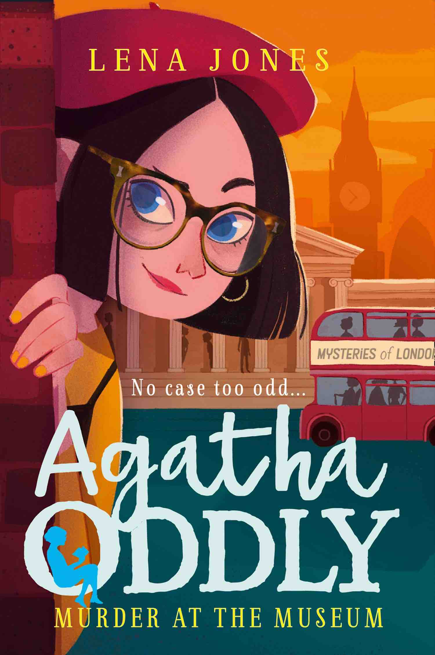 Agatha Oddly Murder at the Museum