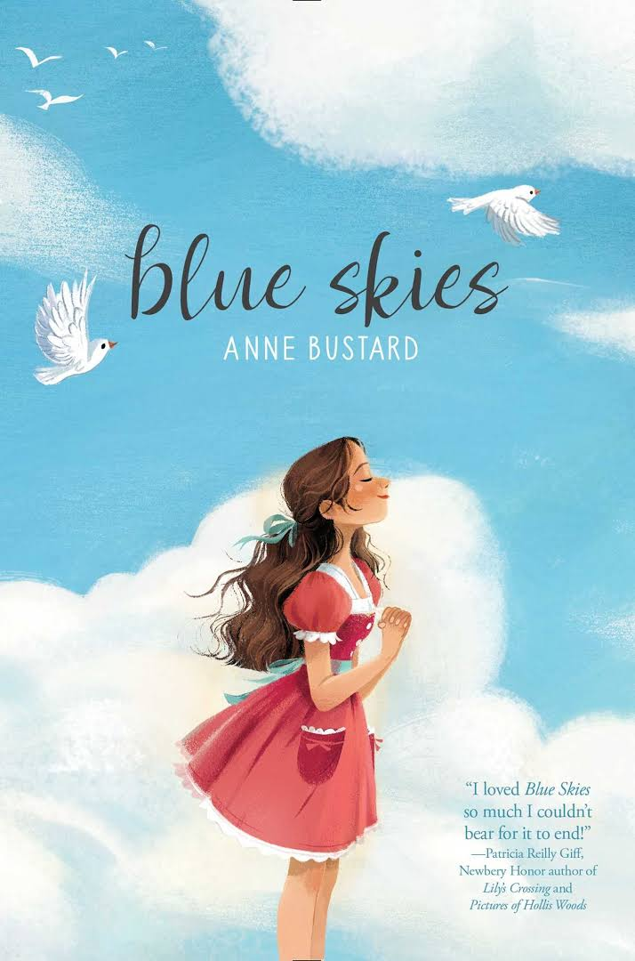 Blue Skies Anne Bustard