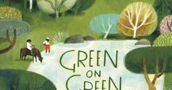 Green on Green White Sala