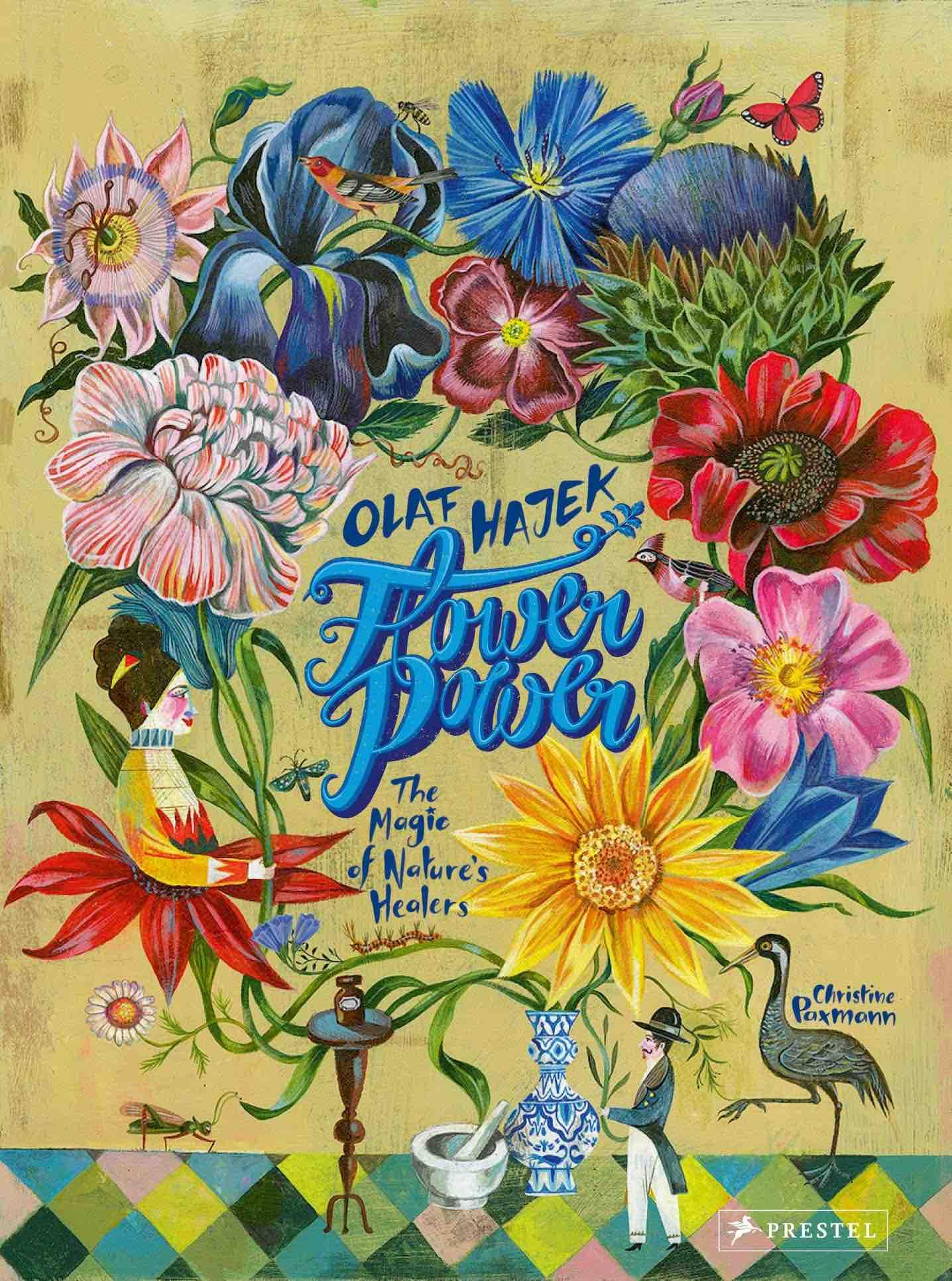 Flower Power Olaf Hajek