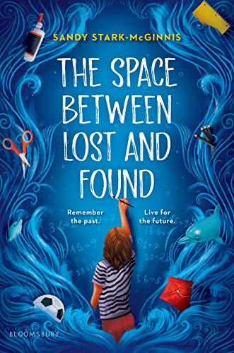 Space Between Lost and Found middle grade
