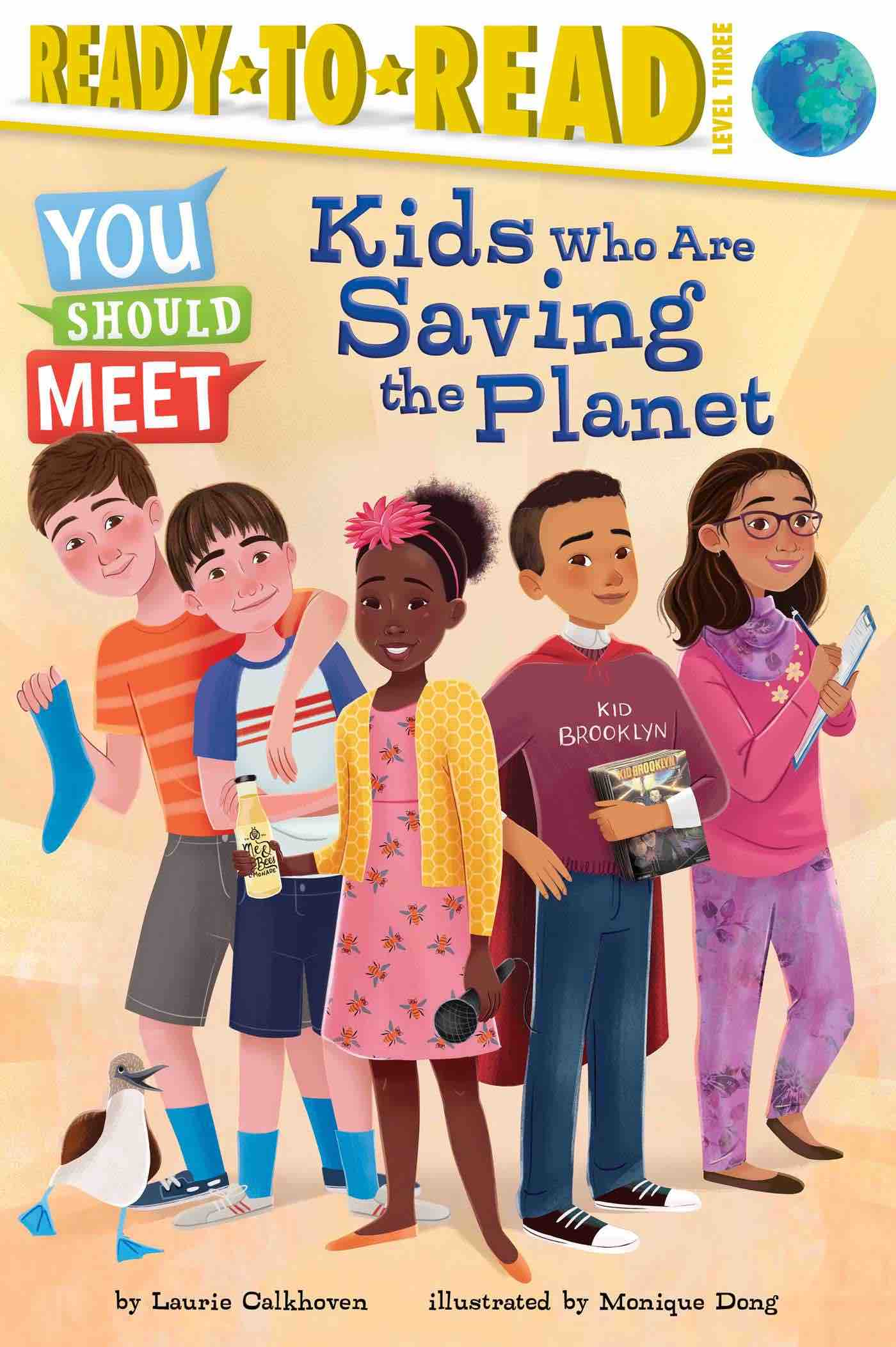 Earth Day Kids who are saving the planet