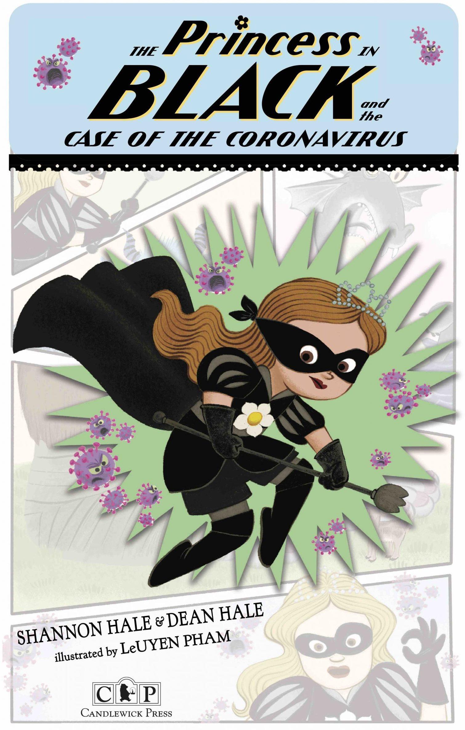 Princess in Black Coronavirus