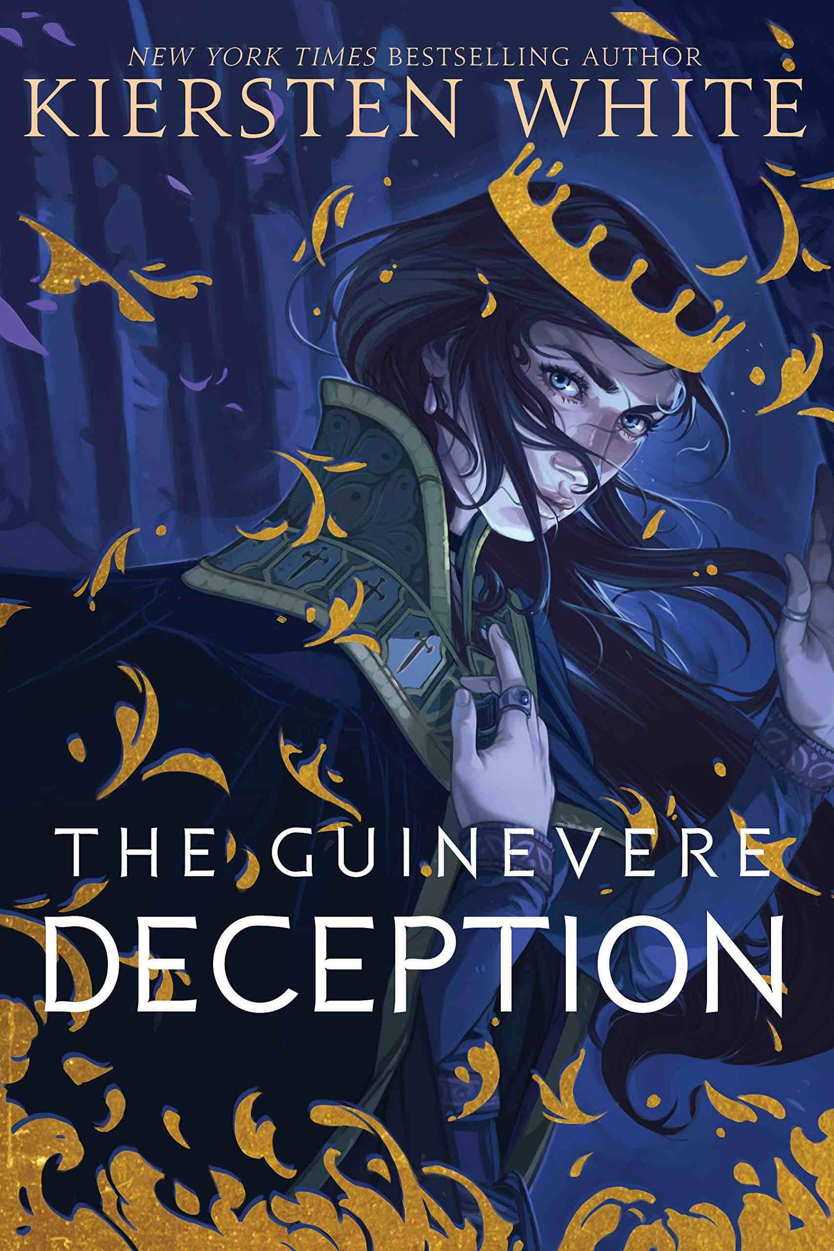 Guinevere Deception Kiersten White