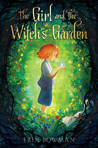Girl and the Witch's Garden