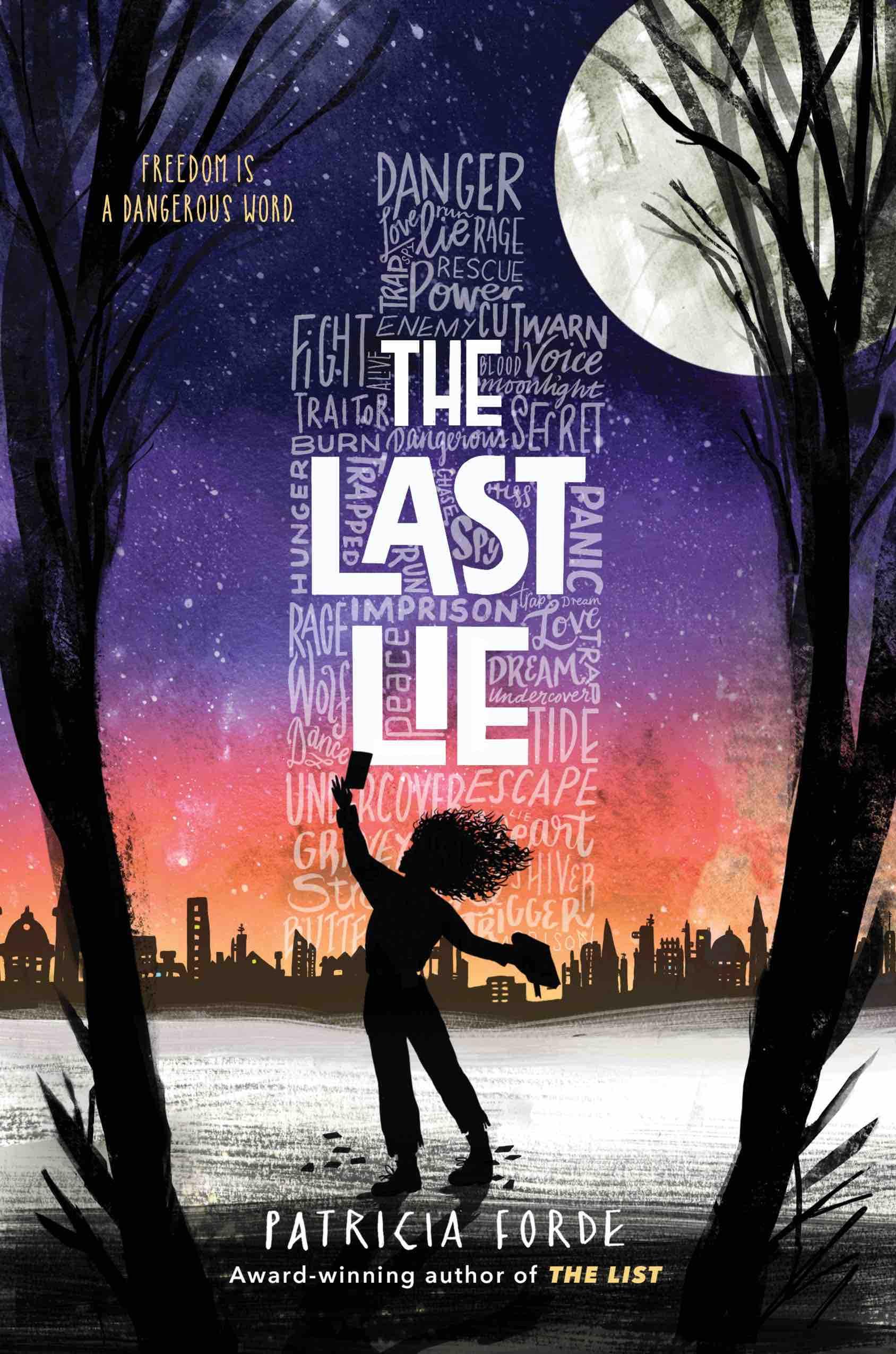 Last Lie Patricia Forde