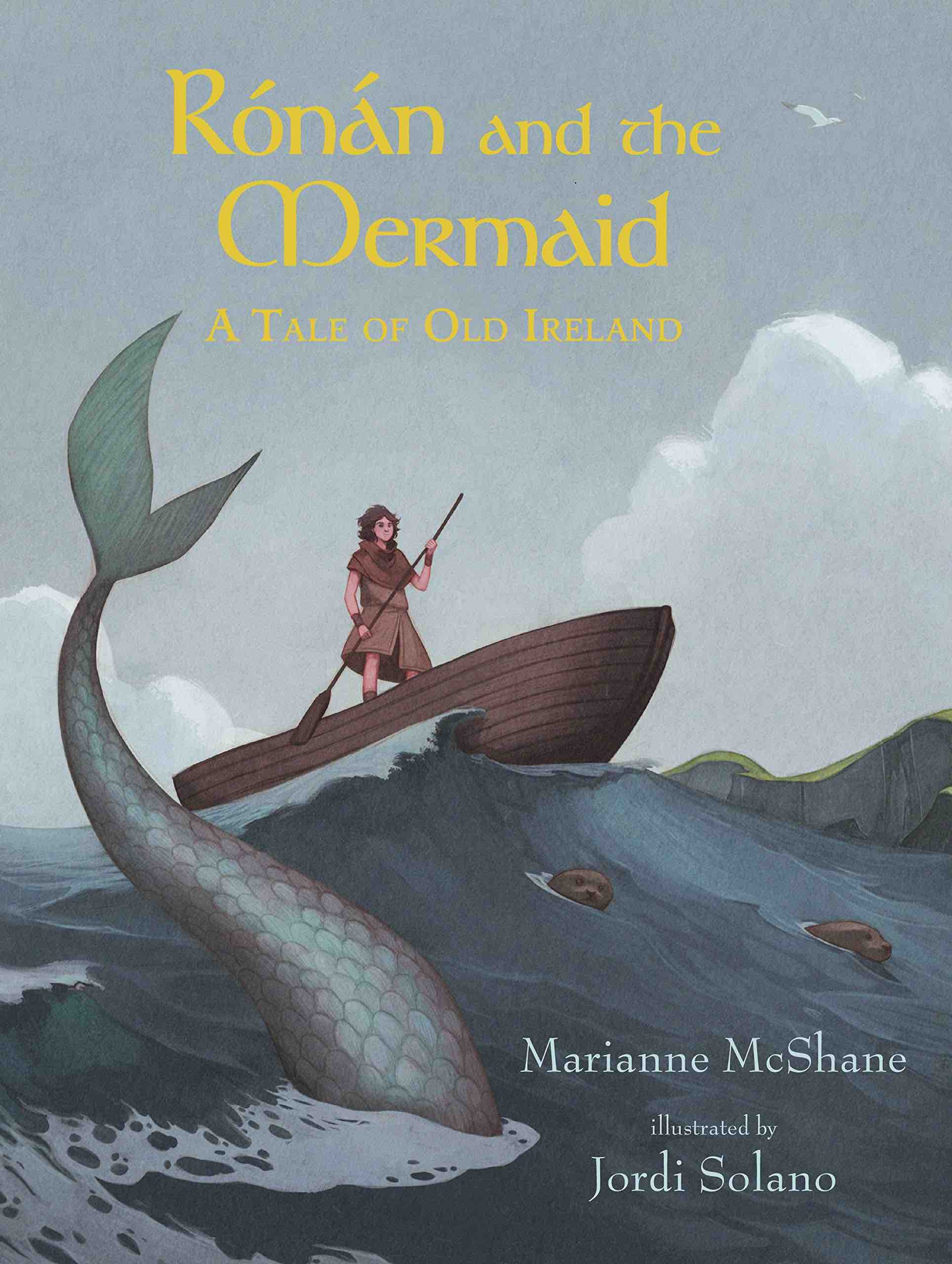 Rónán and the Mermaid