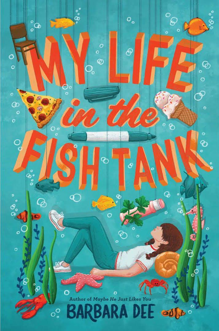 My Life in a Fish Tank Barbara Dee