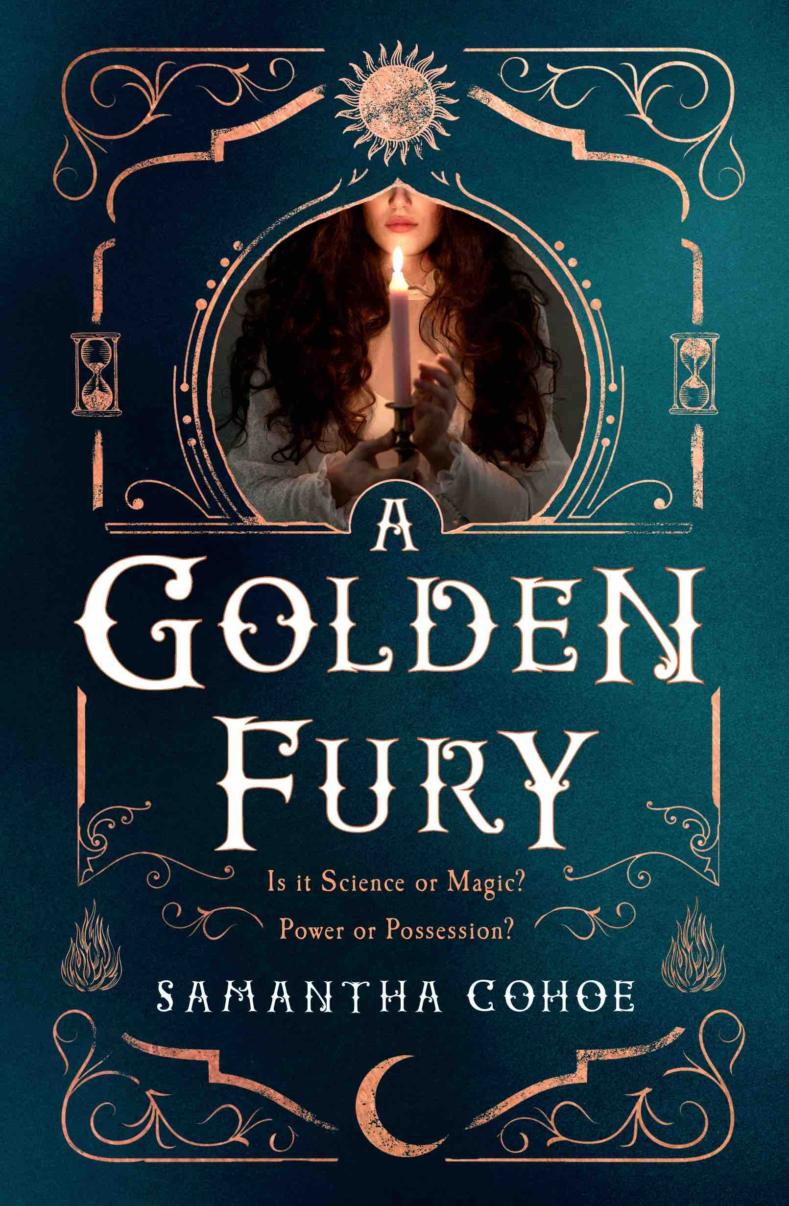 Golden Fury Samantha Cohoe