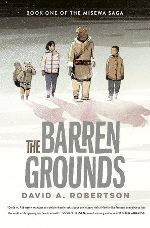 Barren Grounds Robertson
