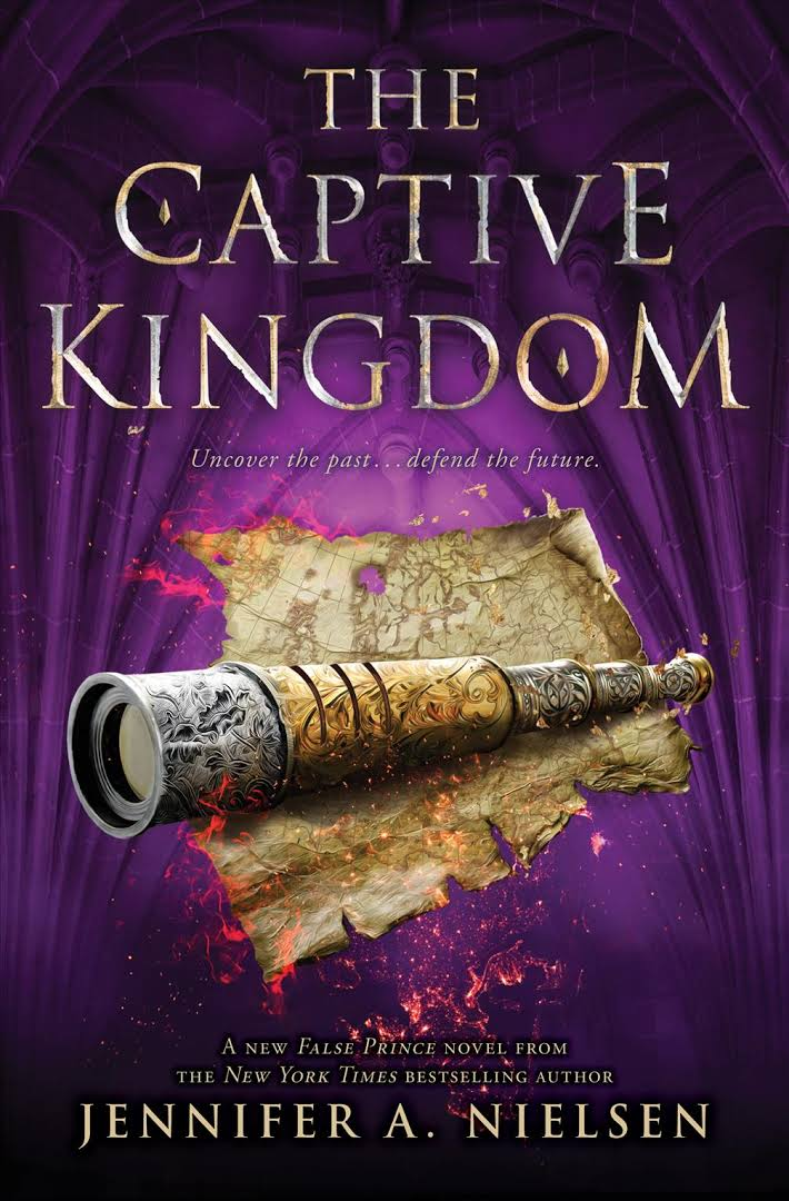 Captive Kingdom Jennifer A Nielsen