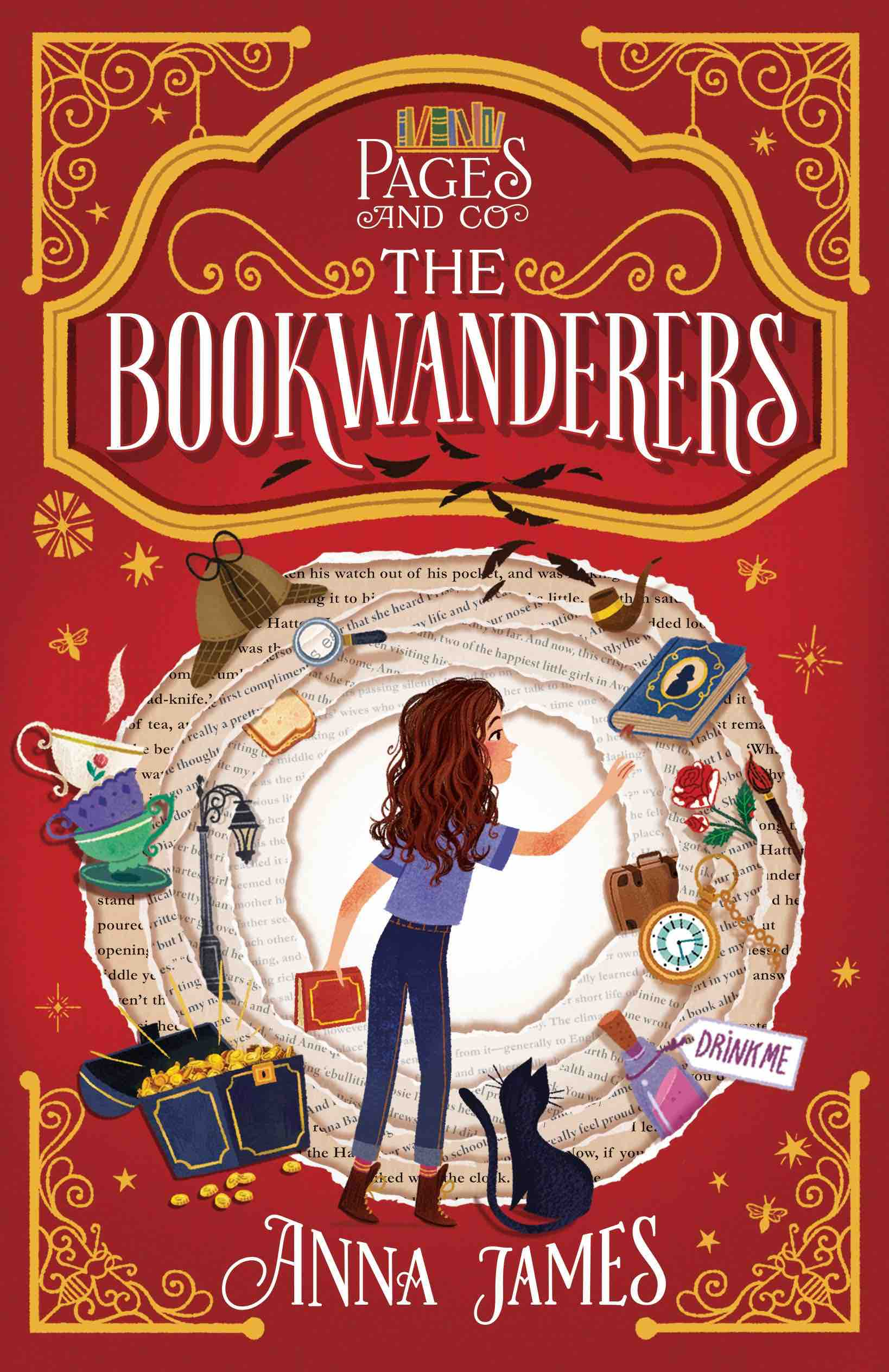 Pages & Co. Bookwanderers