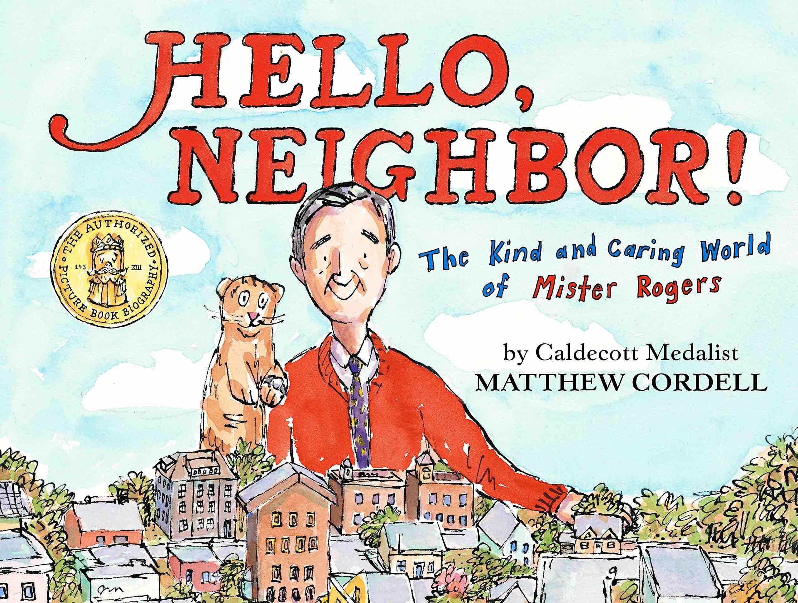 Hello Neighbor Mister Rogers