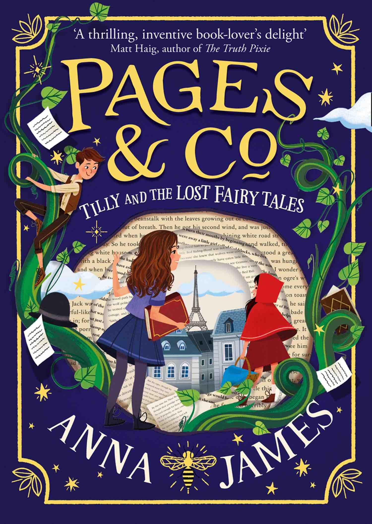 Pages & Co. Fairy Tales