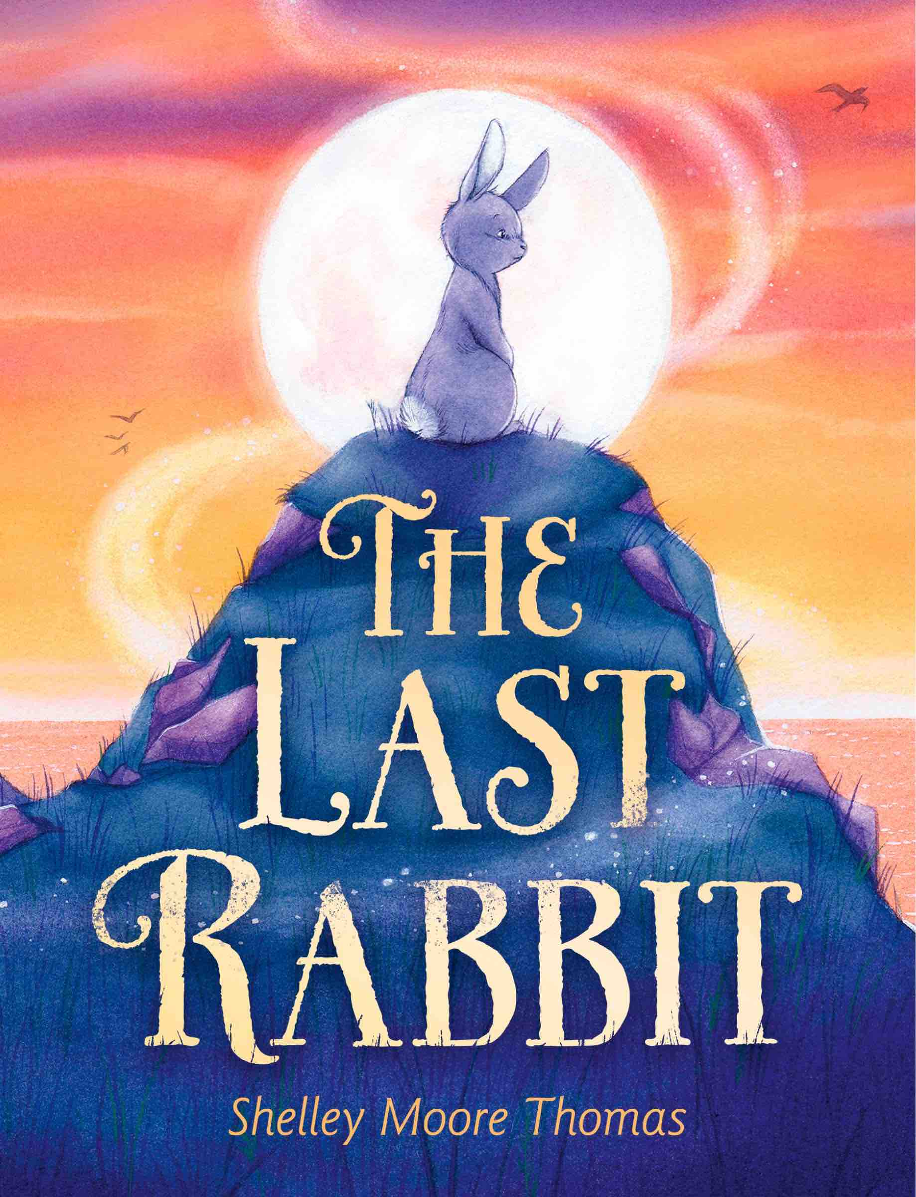 Last Rabbit Shelley Moore Thomas
