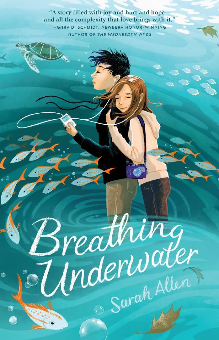 Breathing Underwater Sarah Allen
