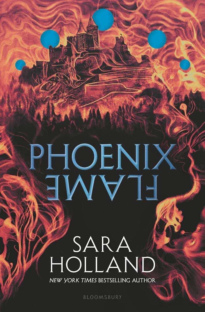 Phoenix Flame Sara Holland
