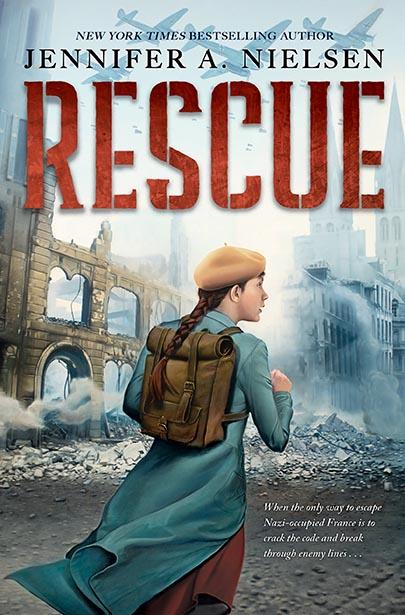 Rescue Jennifer A. Nielsen