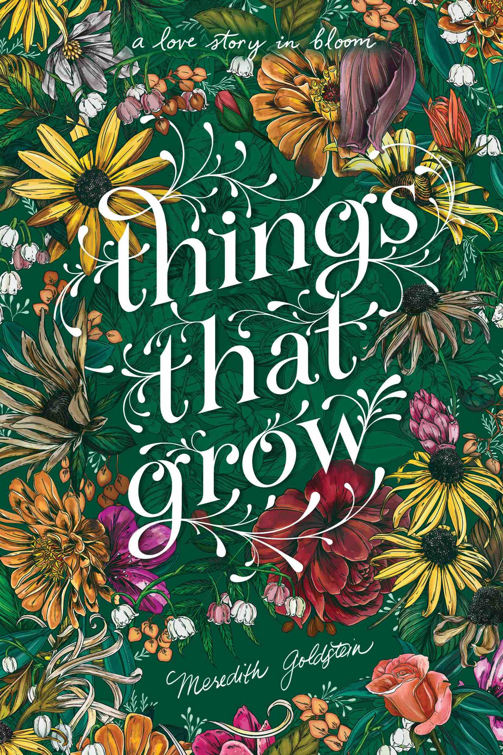 Things That Grow Meredith Goldstein