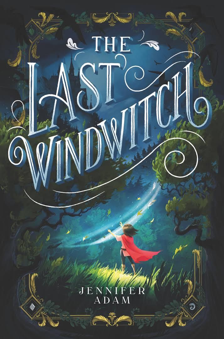 Last Windwitch Jennifer Adam