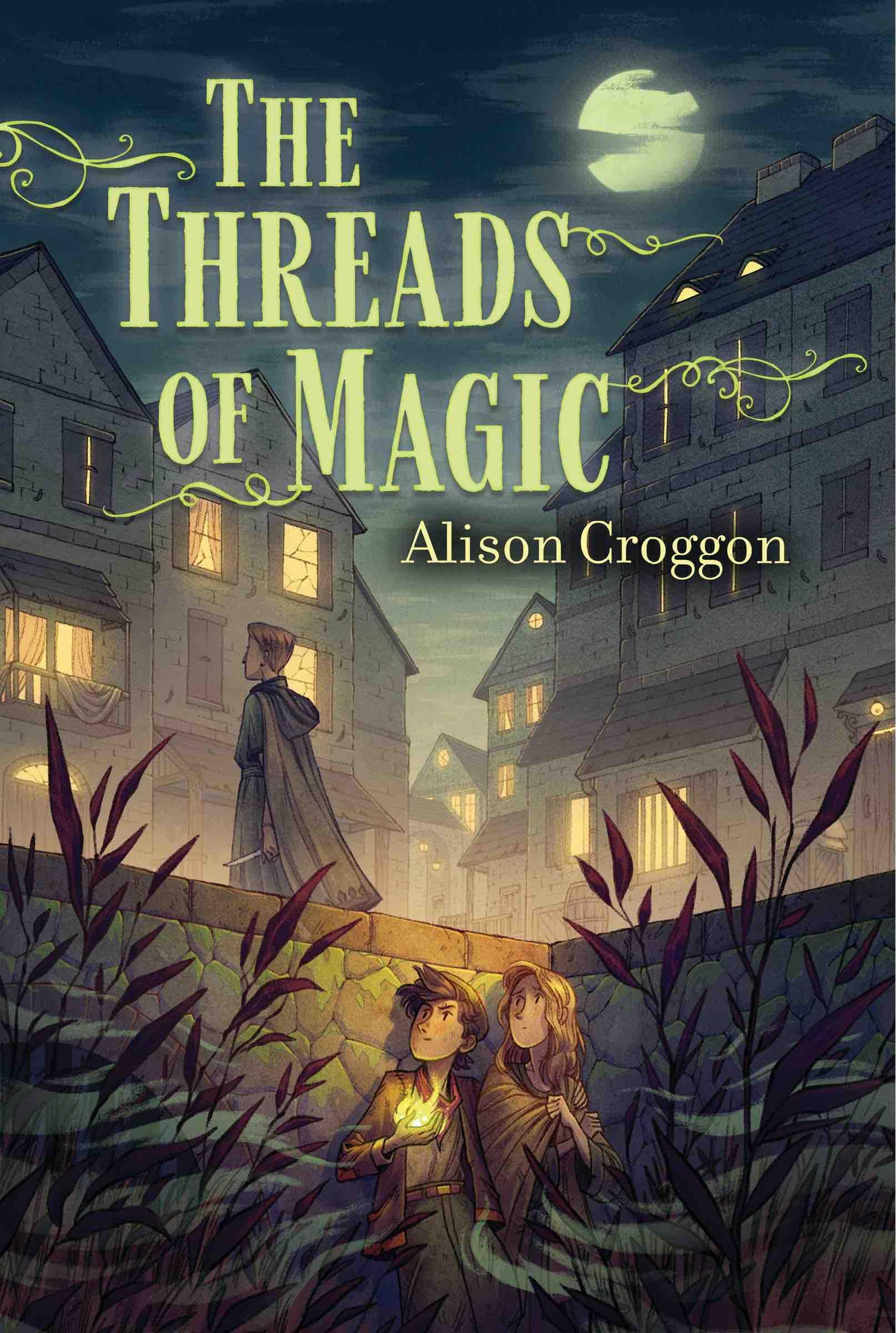 Alison Croggon Threads of Magic