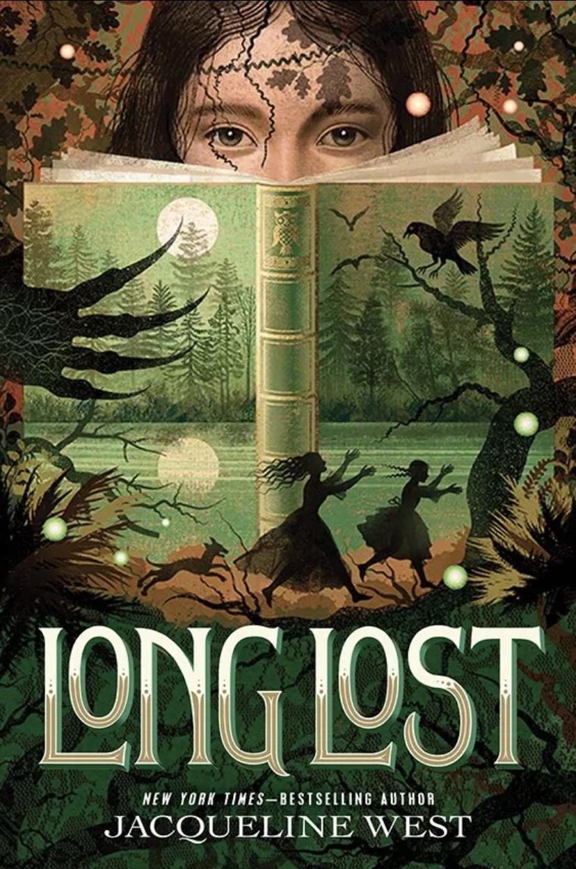Long Lost Jacqueline West