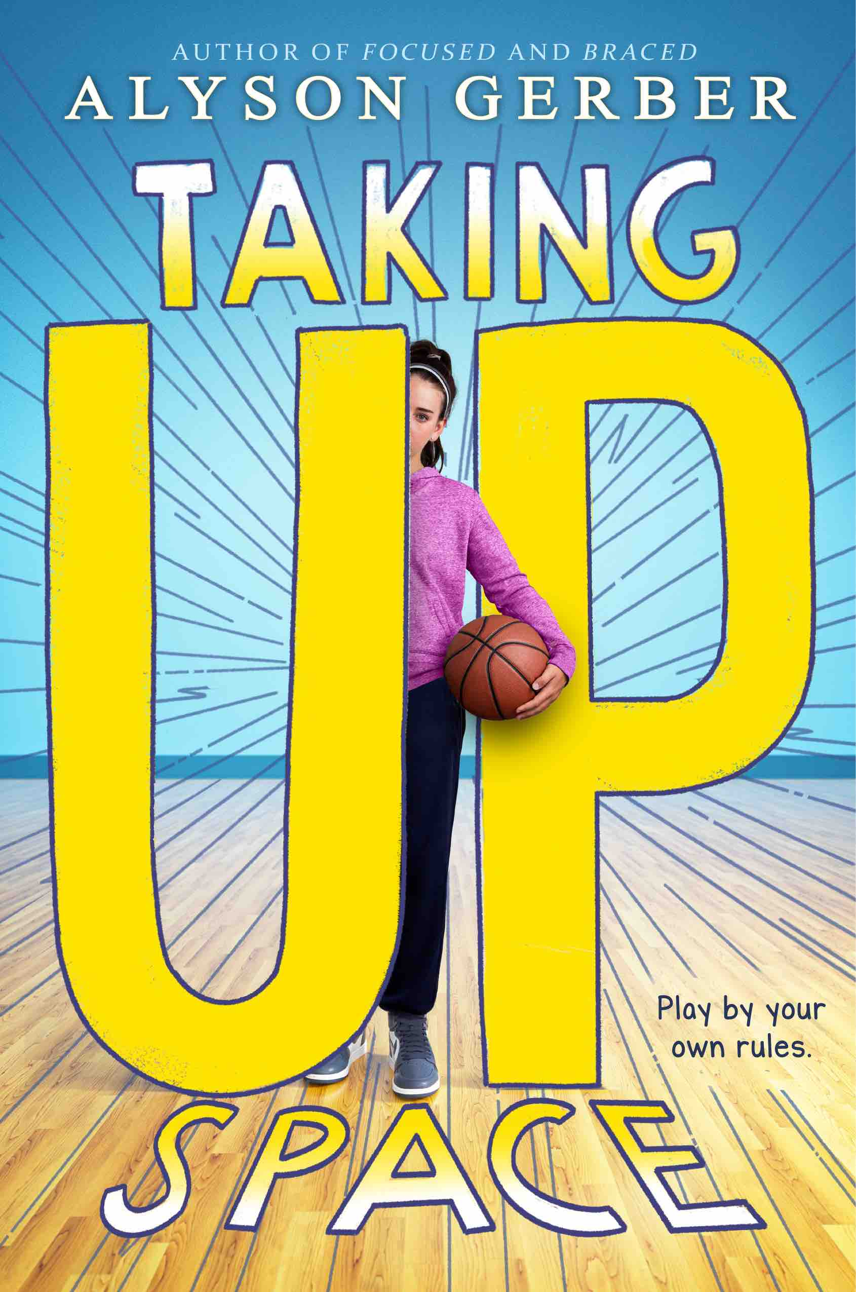 Taking Up Space Alyson Gerber