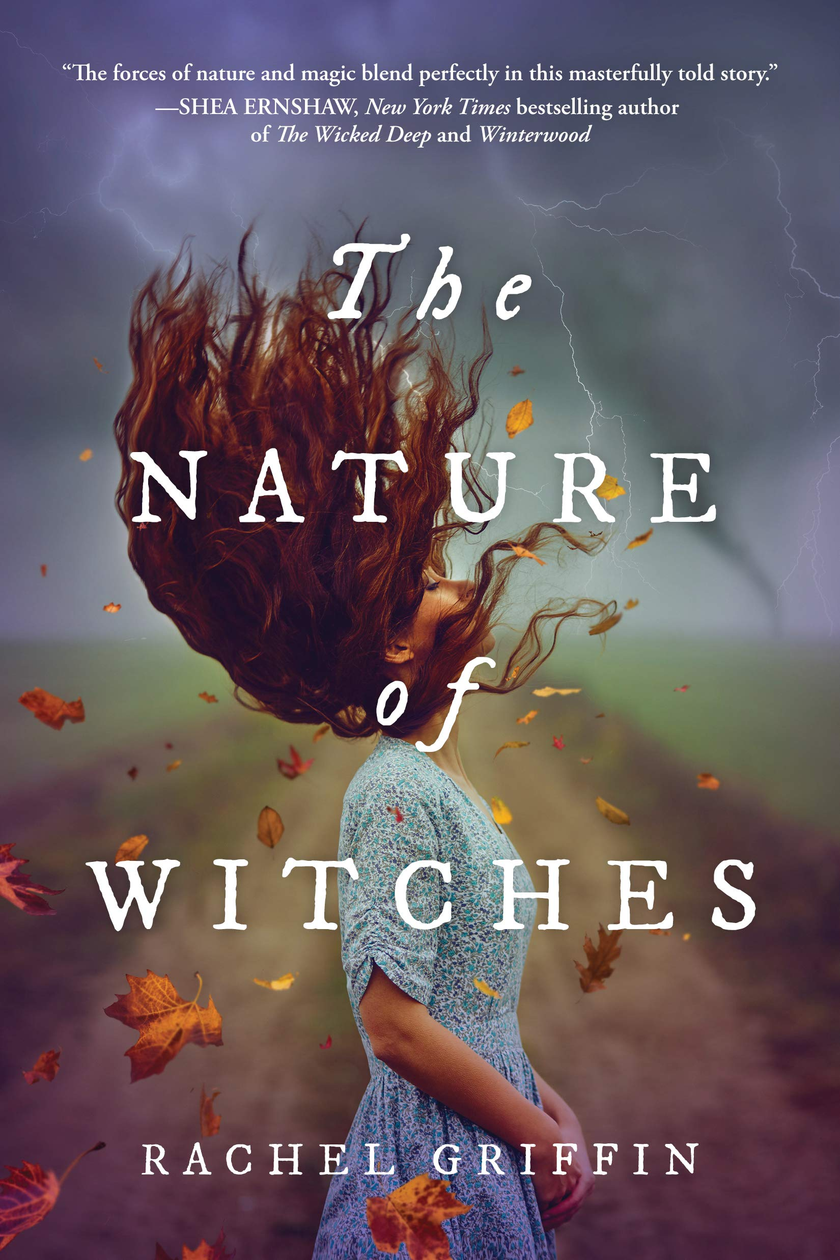 Rachel Griffin Nature of Witches