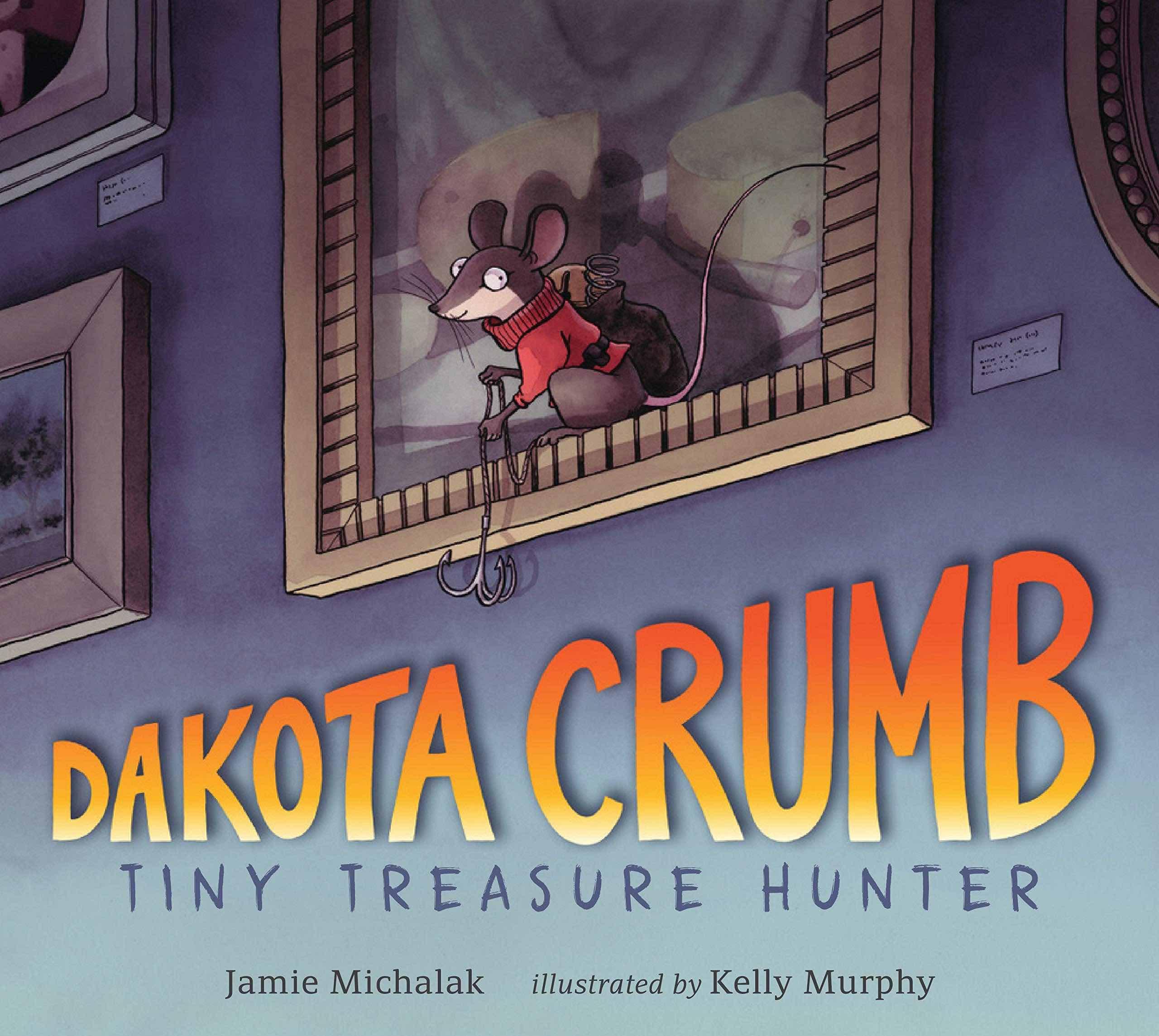 Dakota Crumb Tiny Treasure Hunter