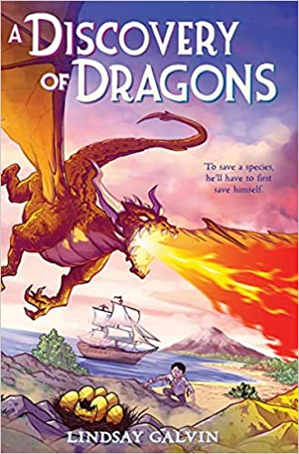 Discovery of Dragons Galvin