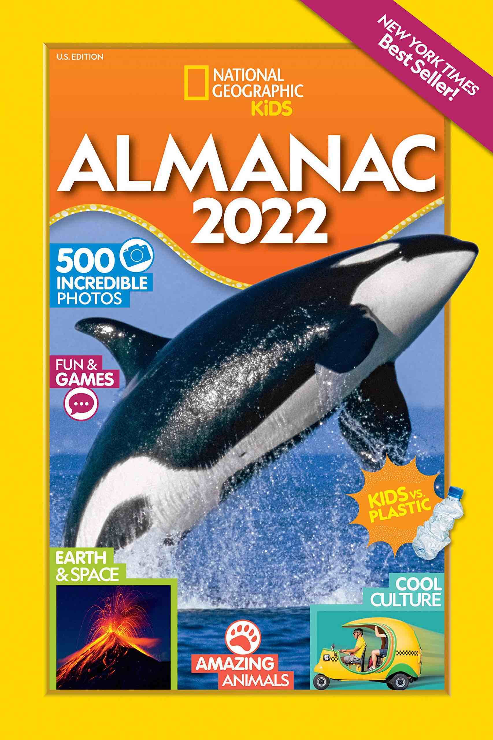 National Geographic Almanac 2022