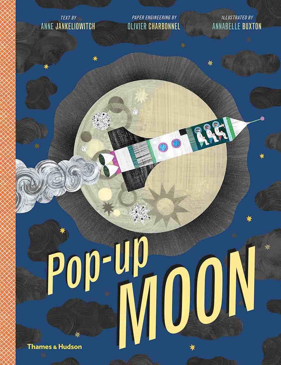 Anne Jankeliowitch Pop-up Moon