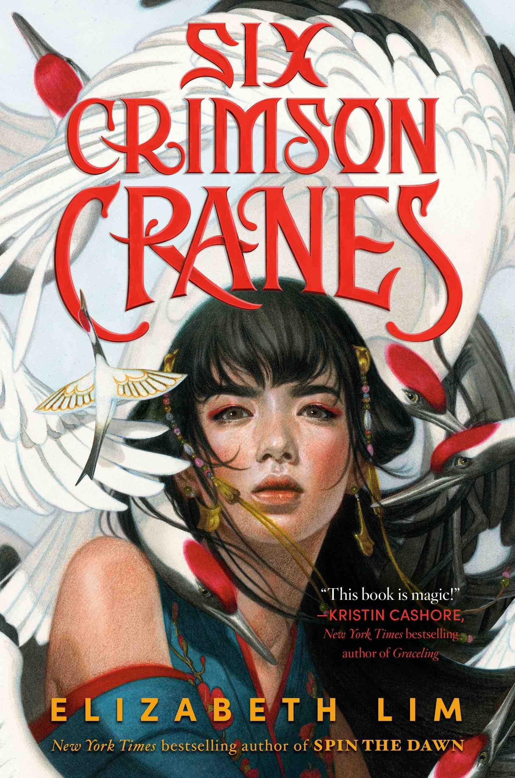 Six Crimson Cranes Elizabeth Lim