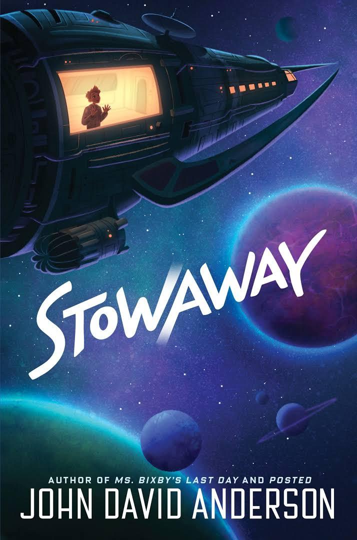 Stowaway John David Anderson