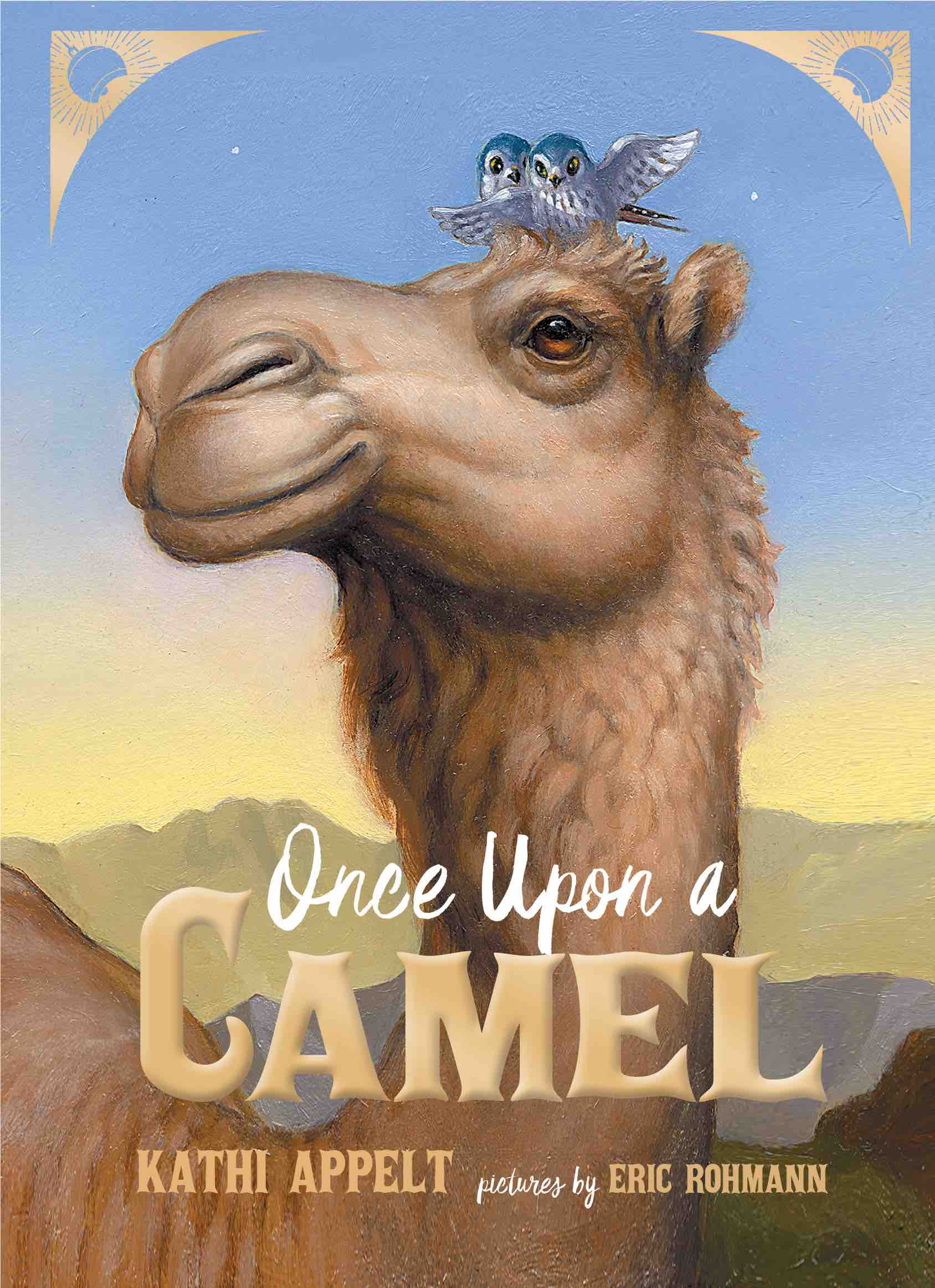 Once Upon A Camel