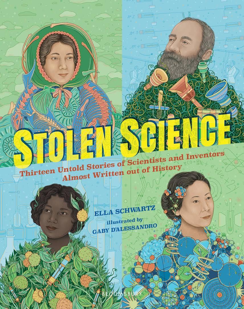 Stolen Science Ella Schwartz