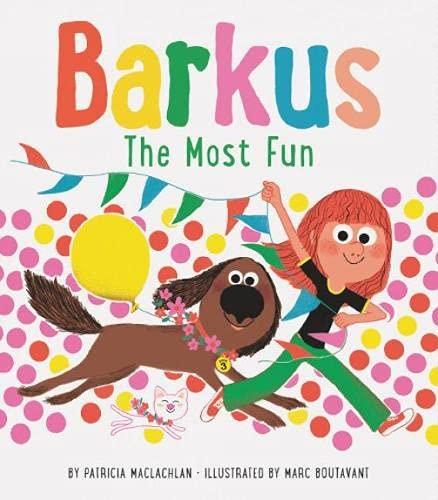 Barkus: The Most Fun