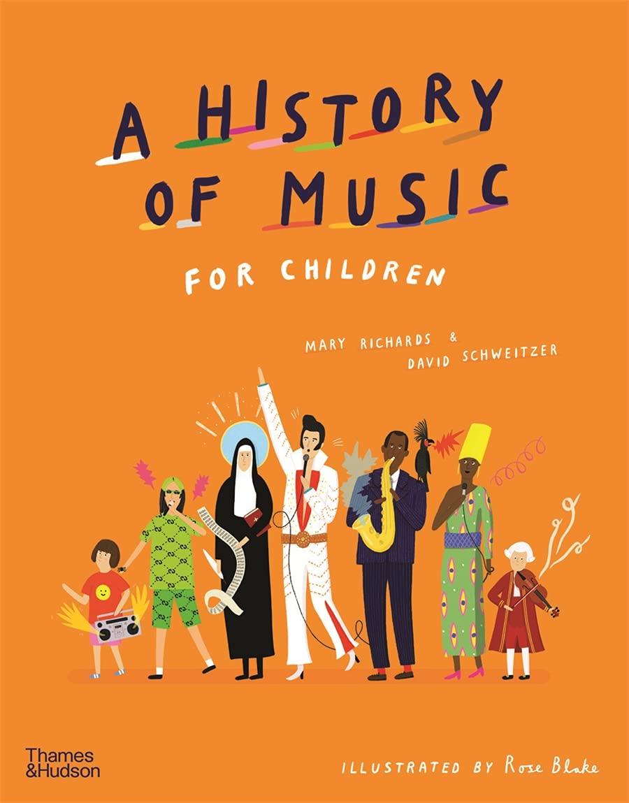 History of Music for Children