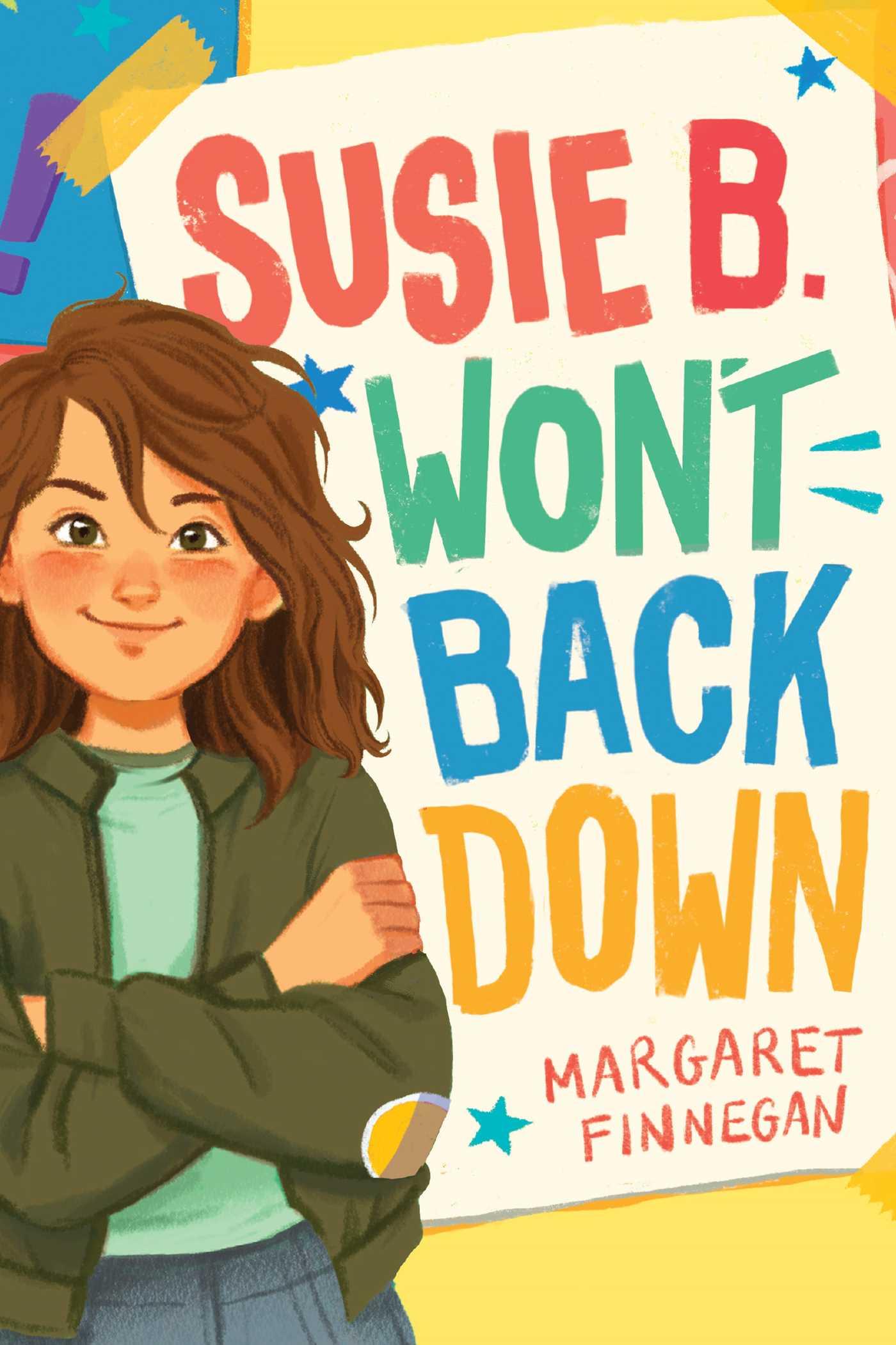 Susie B. Won't Back Down